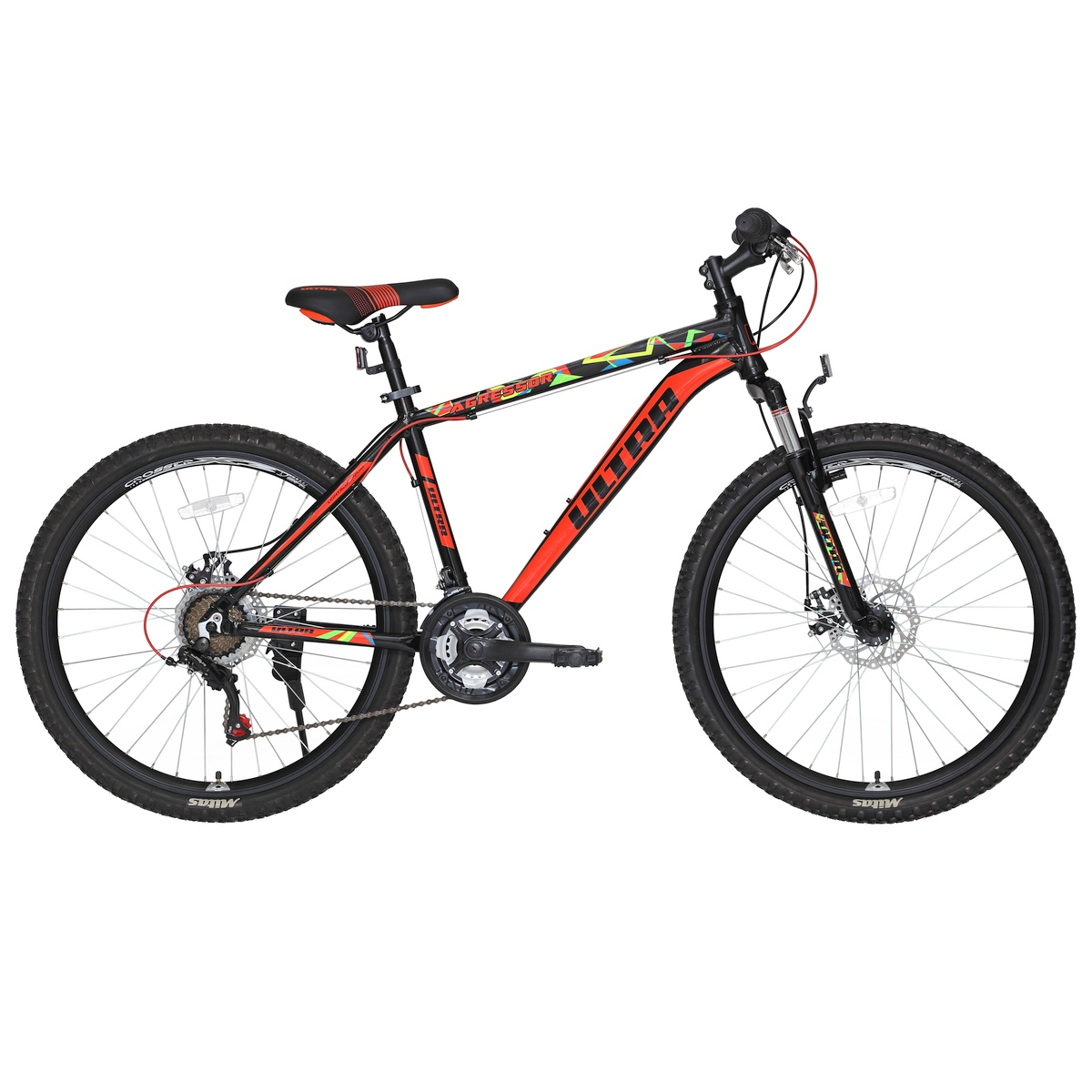 Ultra - Планински велосипед Ultra Agressor 26``