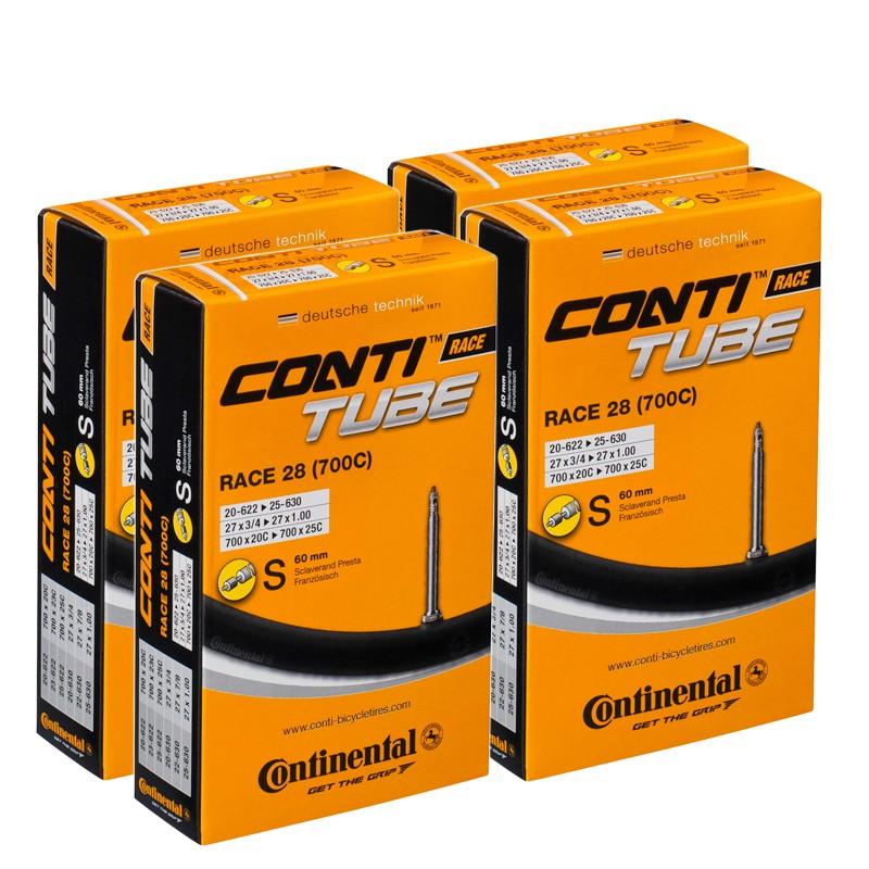 Continental - Вътрешна гума Continental 700x18/25C 40mm FV 18-622 -> 25-630
