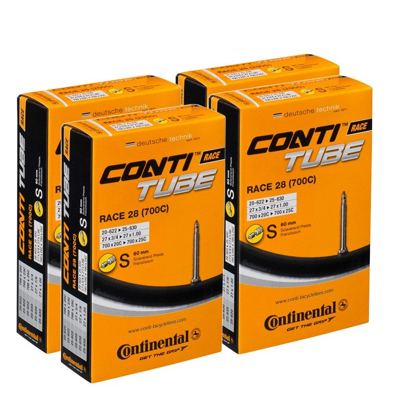 Continental - Вътрешна гума Continental 700x18/25C 60mm FV 18-622 -> 25-630