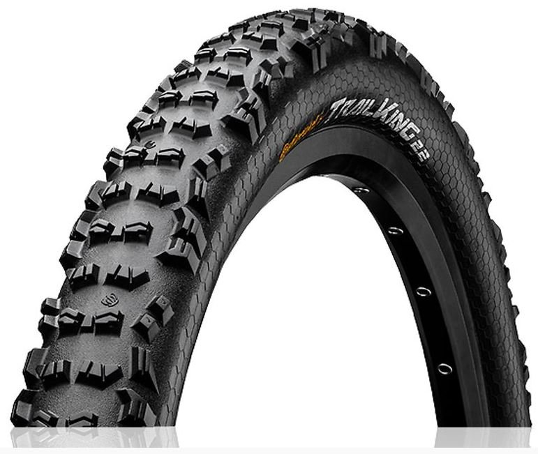 Continental - Външна гума Continental Trail King 26 x 2.20 / 55-559
