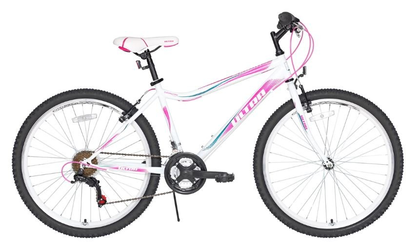 ULTRA - Ultra Gravita 26  Дамски велосипед-Бял-420mm