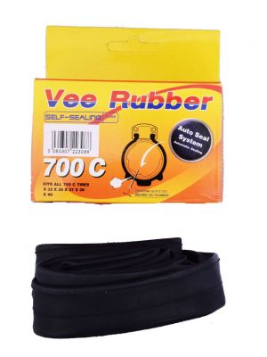 VEE RUBBER Вътрешна 28x1,75 / 47-622  AV 40MM + BOX self sealing