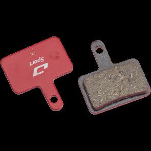 Накладки за дискови спирачки JAGWIRE SPORT PAD ОРГАНИЧНИ DCA716 за DEORE LX
