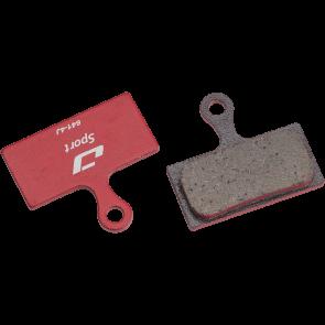 Накладки за дискови спирачки JAGWIRE PRO PAD DCA084 за XTR M9000