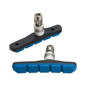 Накладки за V-brake JAGWIRE MOUNTAIN SPORT JS908T сини