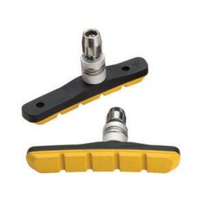 Накладки за V-brake JAGWIRE MOUNTAIN SPORT JS908T жълти