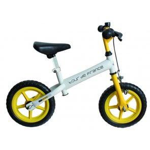 """Баланс байк 12"""" Tour De France жълто"""