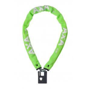Велоключалка верига AXA CLINCH+ зелена