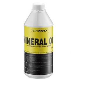 Сервизиране - Течност за спирачки минерална 1л.