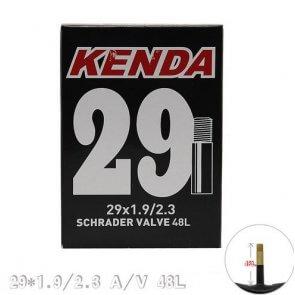 KENDA Вътрешна 29x1.9/2.3 50/56-622 A/V-28T 48L