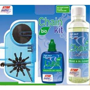 Сервизиране - Почистване на верига Биосмазка - комплект