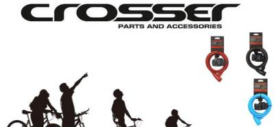 Crosser вело ключалки