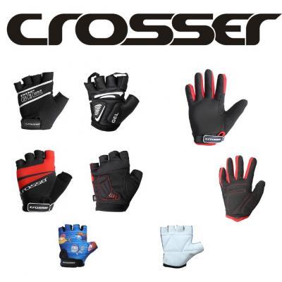 Ръкавици за колоездене CROSSER
