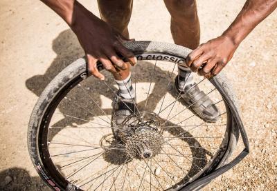 Широка гама от предлагани вътрешни гуми за велосипед от Continental, Vee Rubber или Kenda